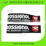 Custom logo printed adjustable nylon Apline ski binding strap