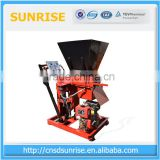 electric / diesel power clay brick pressing machine 2-25 high production hydraulic clay brick machine