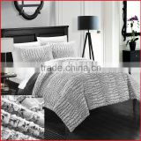 NEW FAUX FUR With Mink like backing in Animal Skin Design Throw Blanket With cushion