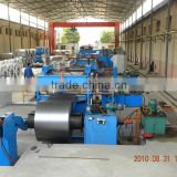 slitting and shearing line