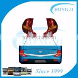 Wholesale Bus Body Kits Golden Dragon 6126 Auto Tail Light HC500X410 Rear Lamp