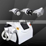 Skin tightening and lifting machine with RF radio frequency for body shaping