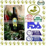 Extra Virgin Olive Oil 1st Cold Press, High Quality 100% Tunisian Olive Oil, Marasca Glass 1L bottle.