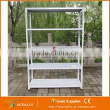 ACEALLY slotted post shelving,slotted angle shelving system,slotted angle stainless steel storage racks