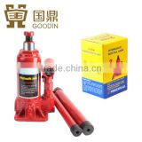 ELECTRIC HYDRAULIC JACK FOR TRACTOR TRAILER