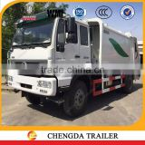 10m3 12 Cubic Meter Garbage Truck for sale