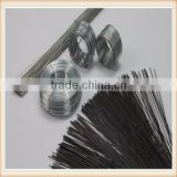 Manufacturer of black straight cut wire