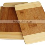 3pieces of vegetable board and e-cofriendly bamboo cutting board set kitchenware utensils