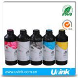 Uvink brand rigid uv curable ink for Epson DX 5/7 print heads