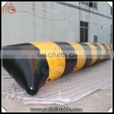 Summer Hot!!! jumbo inflatable water pillow,inflatable water blob trampoline,inflatable water games for sale