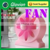 Creative table fan usb hand fan super cooling fan
