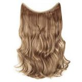 Chocolate 10-32inch Thick Curly Deep Wave Human Hair Wigs Blonde