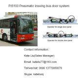 Pneumatic Inward gliding/inswing/slide glide Bus Door System for city bus and transit bus(PIS100)