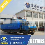 6 '' cutter suction dredger mining barge for sale