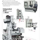 Best Selling 5 Axis Atc Cnc Milling Machine Center Optimum Structure Cnc Machine Price
