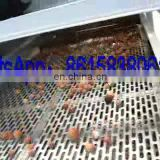 High capacity apricot sheller/automatic almond decorticator/automatic cashew shelling machine