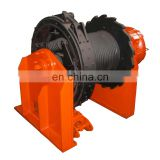 Hydraulic Marine winch and Towing hydraulic Logging Winch