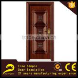Indian iron steel used exterior doors for sale                                                                         Quality Choice