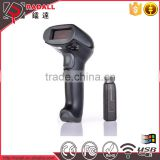 RD-1908 Wireless Barcode Reader Handheld 120 times/sec Manual/Automatic wireless barcode reader price with memory