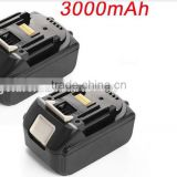 HIT-1830 tool battery with LG battery cell to replace original hitachis electric power tool battery hit1830