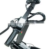 adult kick folding pedal electric scooter