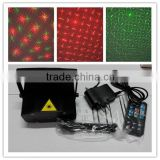 2015 Latest Design Mini Disco Laser Lights with Remote Control for Christmas,Birthday,Holiday Party