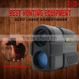 NEW 6*24mm 800m AITE Technology OLED display Hunting rangefinder construction site monitoring