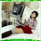 Universal Adjustable Desktop Computer Laptop Bed Table Multifunctional Lapdesk Bracket Bedside Mount Holder Folding Table