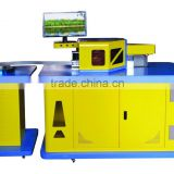 double bender,double notcher Multi function cnc channel bender machine,letter bending machine