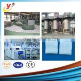 bleaching cotton pad making machine