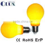 Hot sale 2835 Smd Amber Led Lights E27 ce Rohs