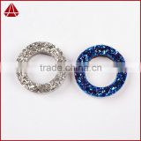 Wholesale round circle platinum silver color druzy uruguay agate beads drusy quartz stone supplier