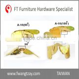 Made In Taiwan	18 mm Wood 90 Degree Furniture Countertop Extension Leaf Folding Table Desk Fittings