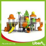 Animal Fairyland Series Outdoor Playground Equipments with factory price for parks LE.DW.009