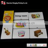 Educational Flash Cards Printing Service