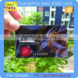 13.56MHZ contactless rfid smart plastic F08 playing game cards                                                                         Quality Choice