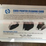 Cleanmo ID Card Printer Cleaning Card