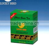 Chinese green tea 8147 Chun Mee in 25g box