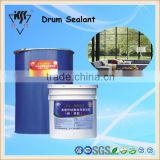 Free Samples Factory price barrel Bulk Drum silicone sealant