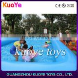 baby inflatable swimming pool, wholesale price inflatable pool for kids, pvc plato baby pool