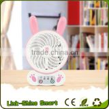 New products mini stand fan with 2000mah battery charger