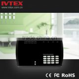 Long Range and Long Life Span Intruder Wireless Burglar and Fire Home Alarm System with PSTN, 3-5 years Battery Backup