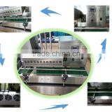 Alibaba Electric Driven Type and Beverage,Commodity,Food,Medical,Chemical Application aluminum foil bottle cap sealing machine