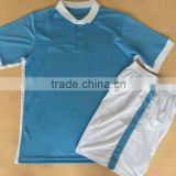 Hot Sale Training Blank Soccer Jersey Uniforms Kit
