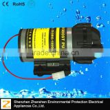 12v 24v ro reverse osmosis electric water pump motor price