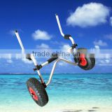 Multi-Functional Aluminum kayak trolley / kayak carrier / kayak cart