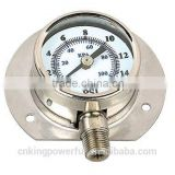 High Quality Natural Gas Temperature pressure Gauge medical Equipment