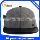 Wholesale Discounts Free Men Snapback Cap Leather Real Snapback Hats