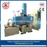 EDM Wire Manufacturer DK7132 middle speed edm cutting machine with two patents