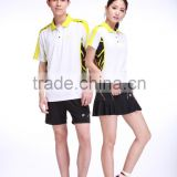 customized;quick-drying ,T-shirt ;Badminton clothing MD16102